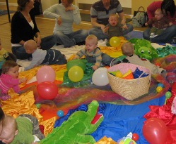 Baby Sensory Business - Baby Development Franchise