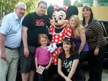 Dave and Sue Burrows and Family! - Jasper's Franchisees