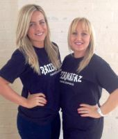 Louise and Lyndsey, Razzamataz Franchisees