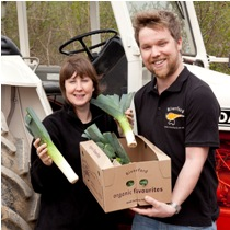 Riverford Organic Vegetables Franchise
