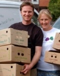 ORGANIC VEG DELIVERY COMPANY BEATS THE BIG SUPERMARKETS