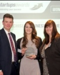 Jasper�s Newcastle wins Franchisee of the Year at the 2011 Startups Awards