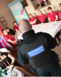GREATER MANCHESTER POLICE RECRUIT CRIME FIGHTING CLEANERS