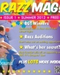 Dragons� Den Theatre School Launches Razz Mag