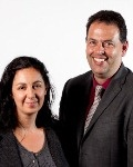 "Mike and Luisa Keig from Auditel say ""We both love working from home and having the flexibility which that brings�"