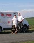 Meet David & Maureen Hume - Trophy Pet Foods North East