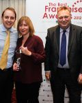 National accountancy franchise, TaxAssist Accountants, has been crowned 'Best Large Franchisor of the Year 2012'.