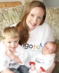 Mum Davina Hamilton Keeps Lingotot Business Growing After Birth Of Son