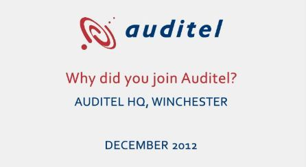 Auditel Franchise Video - Find out more about the Auditel Franchise