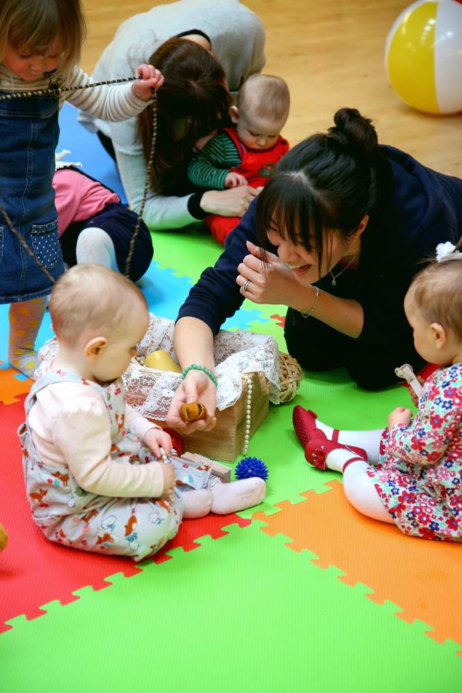Baby College Business | Child Development Franchise