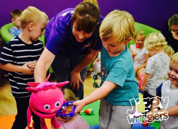Jiggy Wrigglers Business | baby and toddler franchise