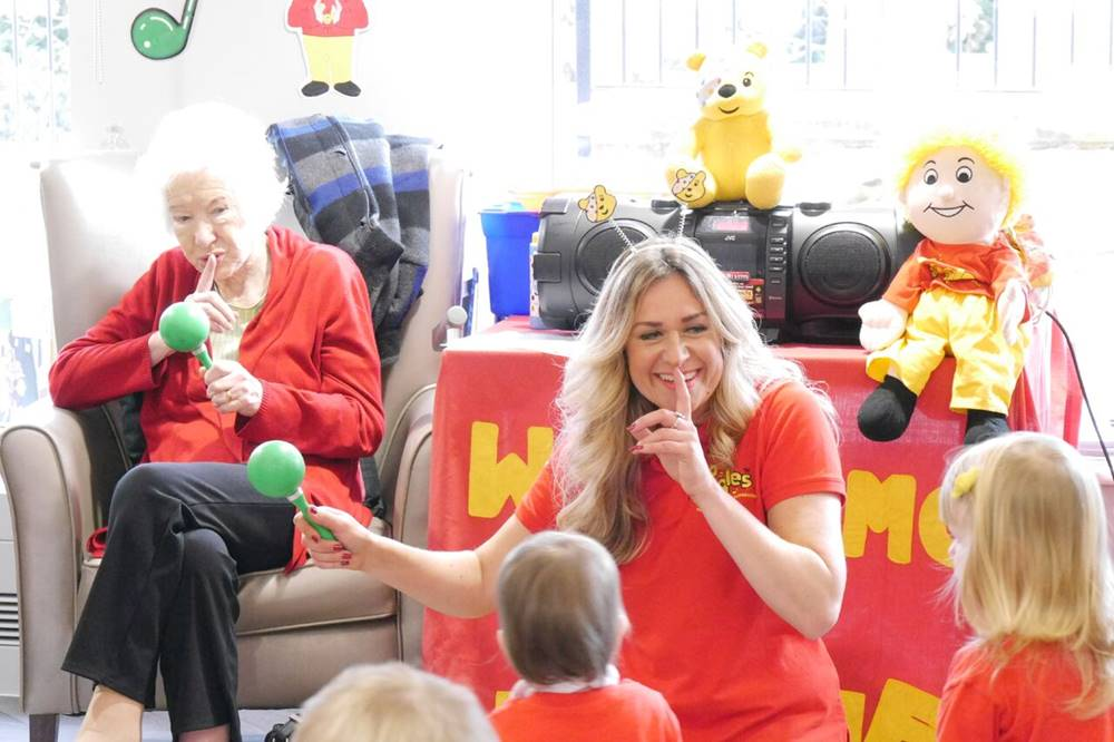 Jo Jingles Business | Pre-School Music and Singing Franchise