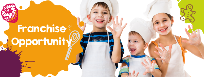 Kiddy Cook Business | Children's Cookery School Franchise