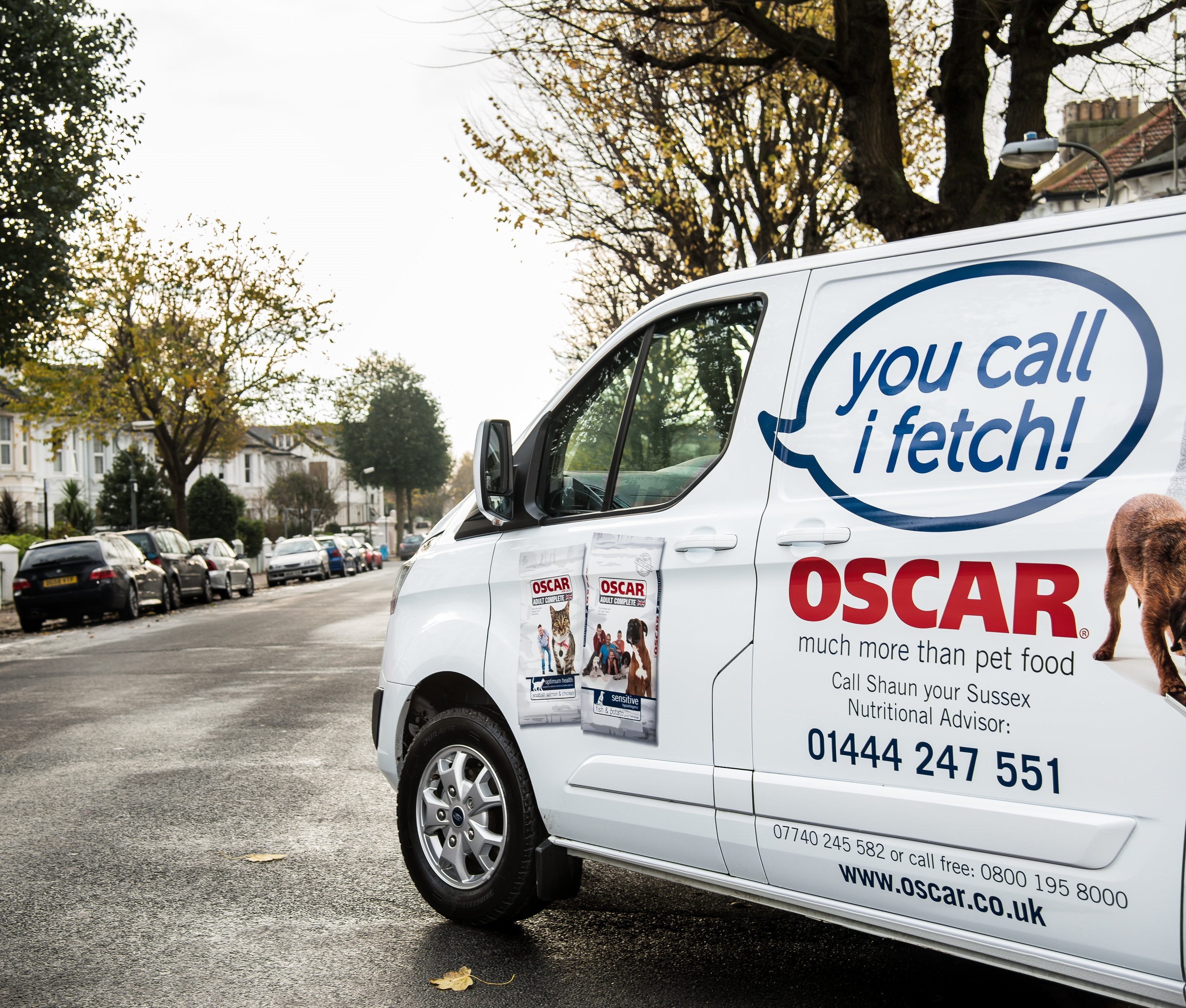 OSCAR Business | Pet Food and Accessories Franchise