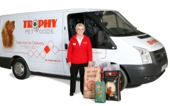 Trophy Pet Food Franchise