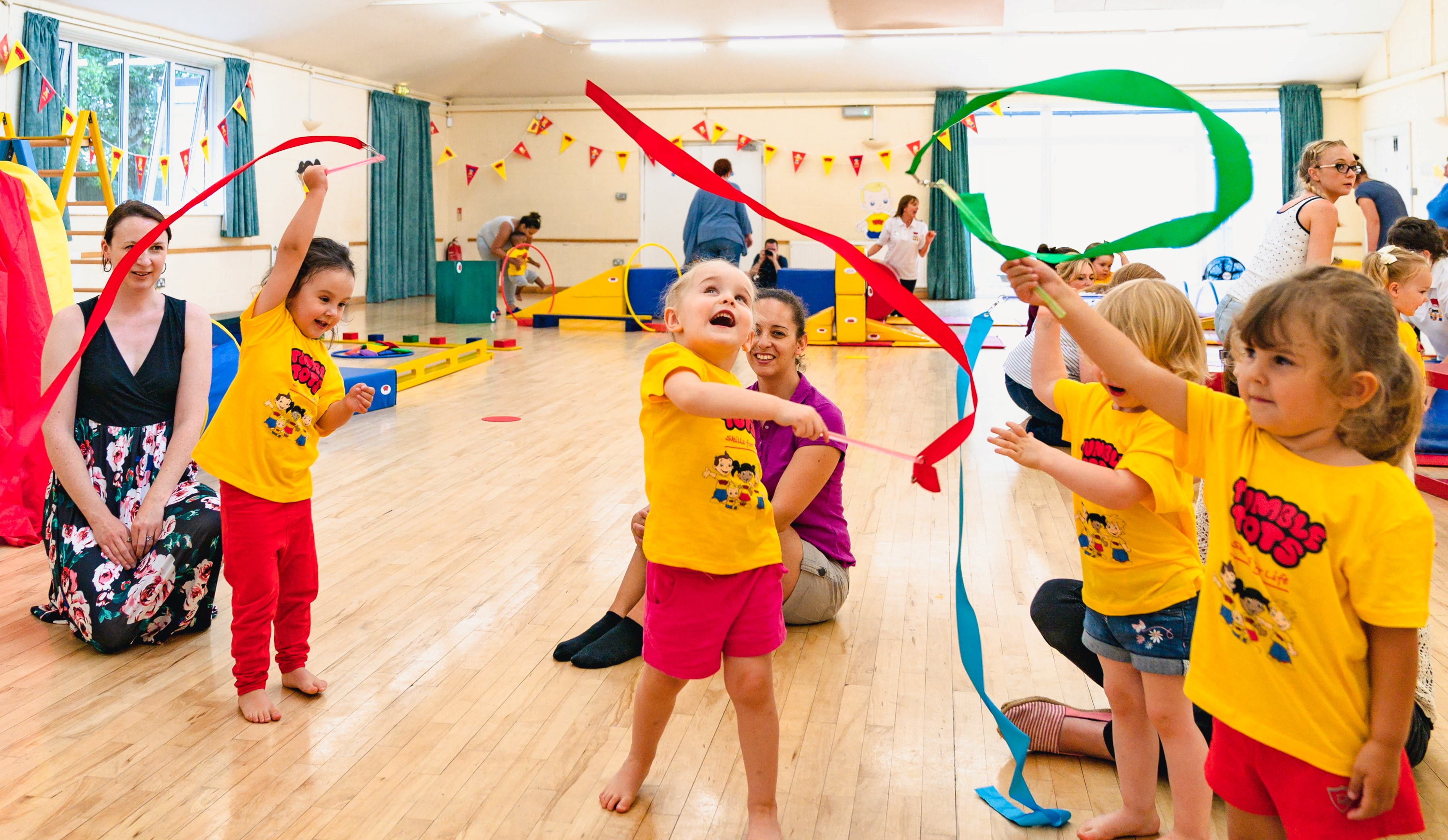 Tumble TOts Business