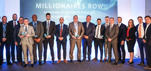 World Options | Millionaires Row Accolade