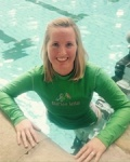Ex School Teacher Makes Waves with New Turtle Tots Swim Classes