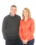 Hugh & Karen Jackson run their EweMove franchise in Edinburgh West