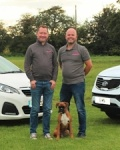 Chris and Mark run their PetStay business in Derby and Nottingham