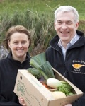 Tim and Jacqui Rix Run Their Riverford Organic Business in South Buckinghamshire