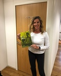 Sally Gunnell OBE Supports Premier's Wellbeing Programme