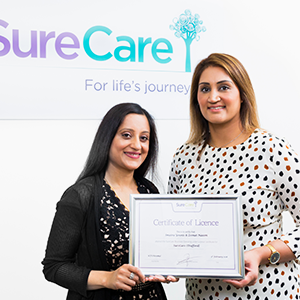 New Operators at SureCare Trafford