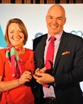 North Tyneside Bright & Beautiful Wins 'Employer of the Year' for the North East