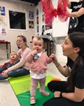 Tiny Tots Celebrate Turning One