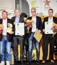 "FiltaFry Named One of the ""Greenest"" Franchisors in Germany!"
