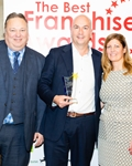 Second Consecutive Year as Best B2B Franchise for ActionCOACH