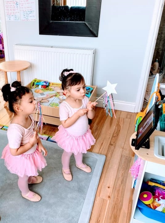 babyballet® moves online to keep UK pre-schoolers dancing