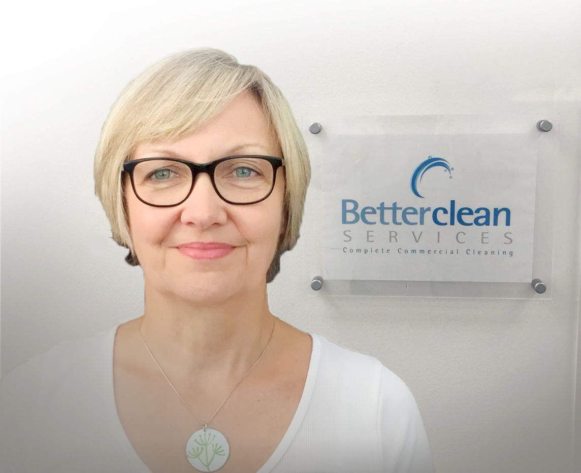 Caroline Spiller took over the Betterclean Services Taunton and Exeter franchise in late 2016.