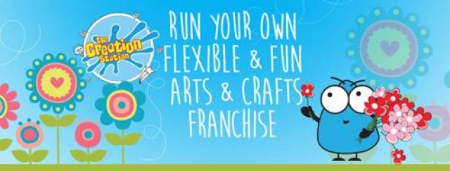 The Creation Station Business | Creative Children's Franchise